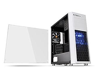 CS7071 日本正規代理店品 保証1年 フルサイズのアクリルサイドパネルを搭載 ATX、microATX、Mini-ITXのマザーボードに対応 120mmファンを2基標準搭載 最大7基のケースファンの取り付けに対応 最大360mmサイズの水冷ラジエータが取り付け可能 最大310mmまでの拡張カード搭載スペースを確保 取り外し可能なダストフィルターを装備 ブラック、ホワイトの2色をラインナップ