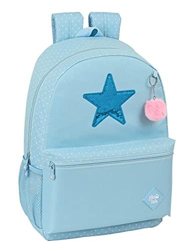 Glowlab Mochila Safta Escolar Star, 300x140x460 mm