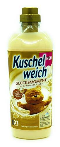 6*Kuschelweich Glücksmoment a 1l Flasche