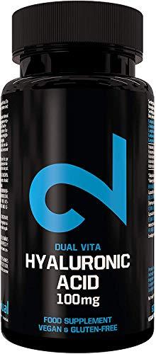 DUAL VITA Hyaluronic Acid | Ácido Hialurónico 100%