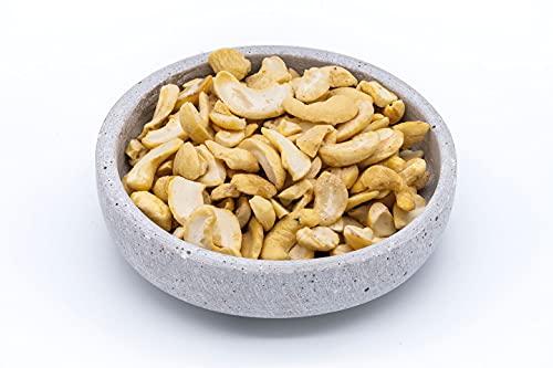 Bio Cashew Kerne Bruch – 1kg – Naturbelassen und handverlesen – Rohkost – Vegan