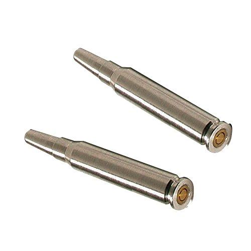 Europ-Arm Lot de 2 Douilles en Aluminium de Cal. .270 Win