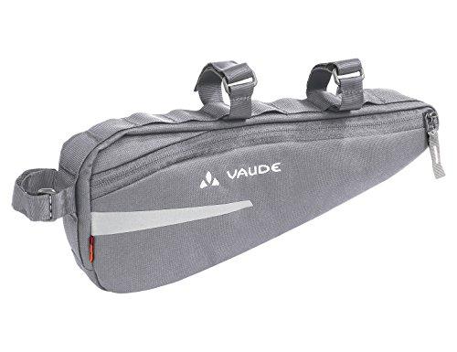 VAUDE Cruiser Bag Sacoches pour Le Cadre, pour Ranger Les Outils Mixte Adulte, Gris (pebbles), Taille Unique