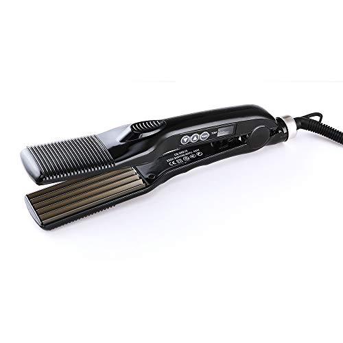 Fer à Boucler Professionnel Corrugated Hair Curler Corn Perm Splint Straightening Irons Tourmaline Ceramic Curling Iron Outils de coiffage des femmes