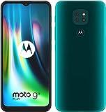 Motorola Moto G9 Play - Smartphone 64GB, 4GB RAM, Dual SIM, Forest Green