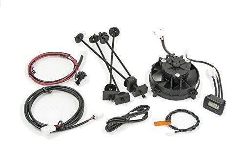 Trail Tech 732-FNA1 TTV Temperature Switching Digital Universal Radiator Fan Kit