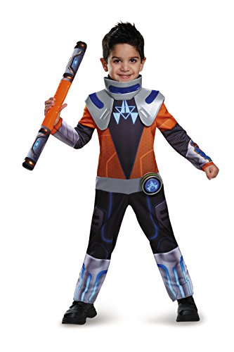 Disney Miles Chrome Classic Costume Toddler Small 2T