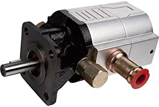 NorTrac Cast Iron Two-Stage Pump -16 GPM, 1/2in. Dia. Shaft, Model Number CBN2-13/3.0S