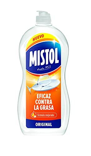 Mistol Original - Lavavajillas líquido a mano 900 ml