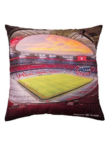 FC Bayern München Kissen Allianz Arena