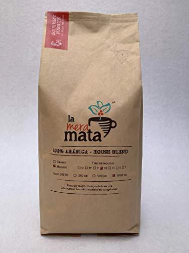 cafeteras para cafe molido fabricante LA MERA MATA