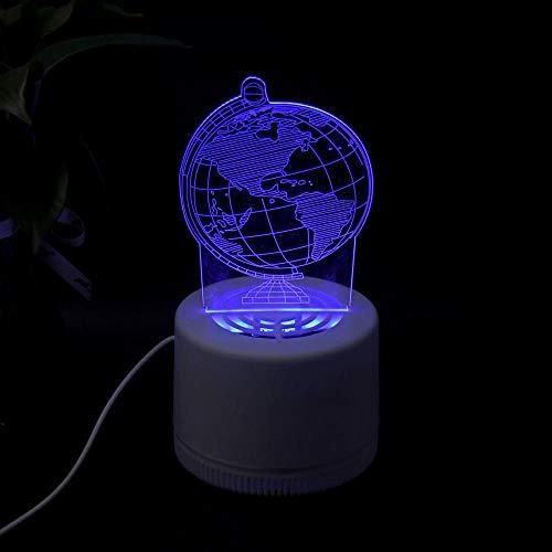 Nachtlicht Neueste Nette Gold Herz Bär 3D Led Multifunktion Nachtlicht Lila Licht Baby Schlaf Tischlampe Home Kind Dekor Geschenk G.
