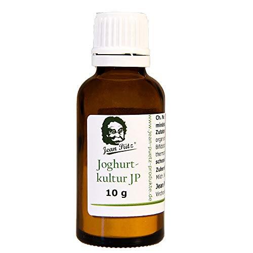 Joghurtkultur JP 10 g, Starterkultur für die Joghurtherstellung nach Art der Hobbythek
