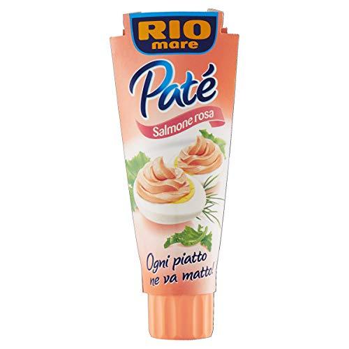 Rio Mare - Paté di Salmone Rosa, Cremoso e Spalmabile, 1...