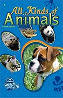 All Kinds of Animals - Abeka 2nd Grade 2 Phonics Reading Program Student Reader
