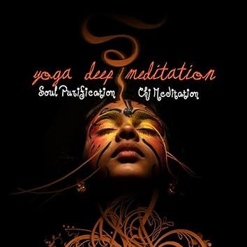 Soul Purification Chi Meditation - Singing Bowls & Rejuvenating Melodies for Deep Meditation