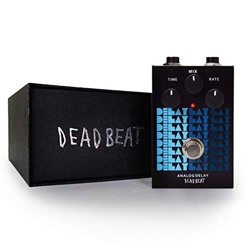 DELAY LAY LAY Analog Delay Effect Pedal by Deadbeat Sound