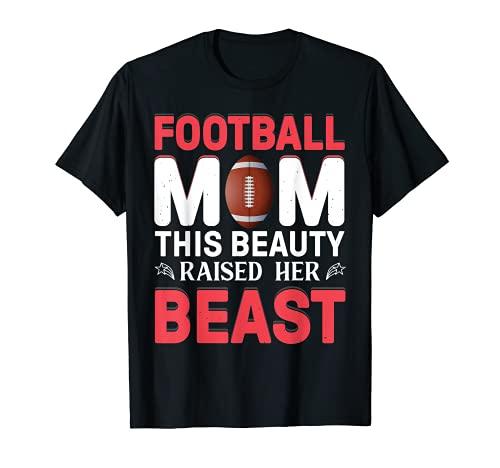 Amante del Fútbol - Esta Belleza Mamá Levantó Camiseta