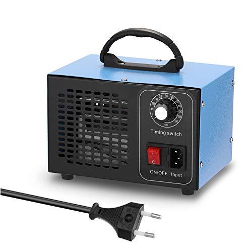 KKmoon Generatore di Ozono Portatile Purificatore di Filtro Aria con Interruttore di Temporizzazione