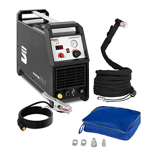 Stamos Power² S-Cutter 70.1 Plasmaschneider 20 mm Schneidleistung 70 A LED Plasma Cutter Inverter Plasmacutter