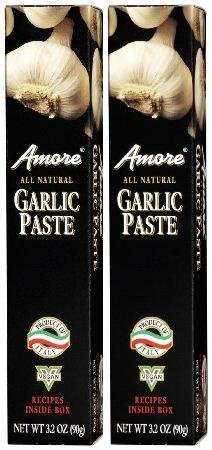 roasted garlic paste - 2