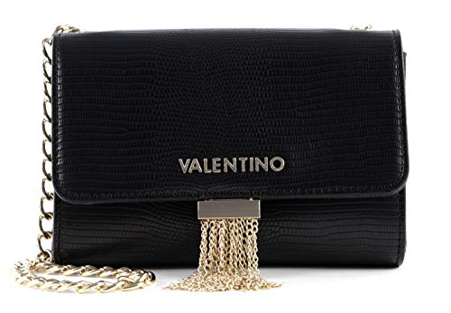 Mario Valentino Valentino by Womens PICCADILLY SATCHEL, NERO, one size