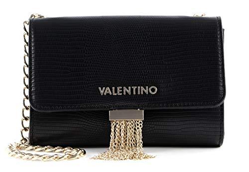Mario Valentino Piccadilly, Esquel. para Mujer, Negro, Einheitsgröße