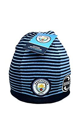 Icon Sports Manchester City Officially Licensed Soccer Beanie MC39BN 02