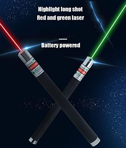 LGHTGR USB Linterna Recargable,Linterna LED, refiriéndose a la Estrella, la Pluma de Ventas-Luz Azul,Puntero Potente Presentador