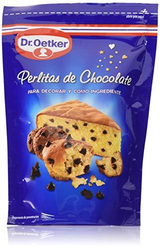 Dr. Oetker - Perlitas De Chocolate, 100 g