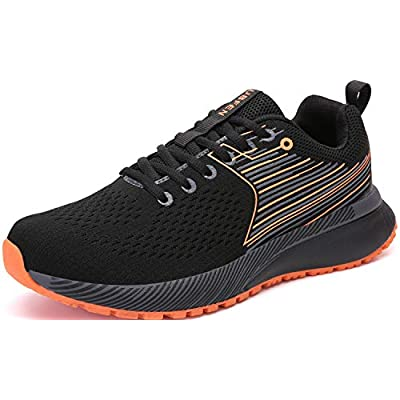 Amazon - Save 45%: UBFEN Mens Womens Sports Running Shoes Jogging Walking Fitness…