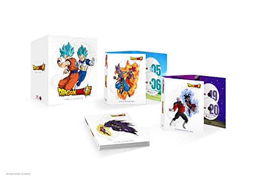 Dragon Ball Super: Complete Series [DVD]