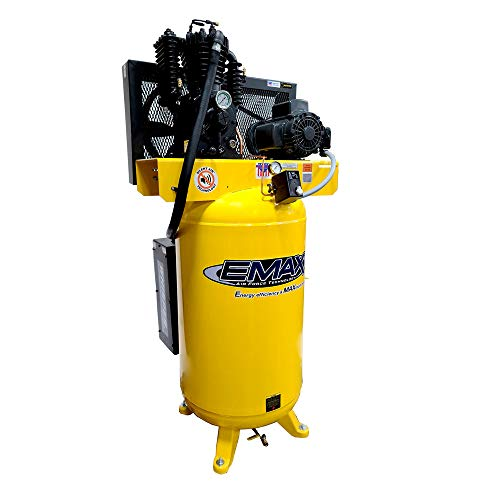 5 HP Quiet Air Compressor, 1PH