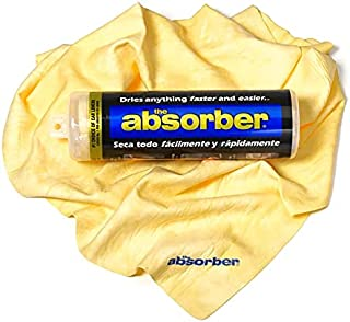 CleanTools The Absorber Synthetic Drying Chamois, 27