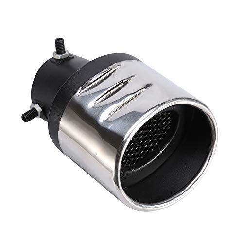 Silenciador de escape, accesorios de coche, silenciador universal de acero inoxidable 304, conductor de drenaje para coche Suzuki Sx4 2011-2012