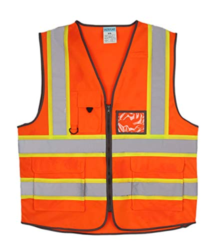 Shorfune 0001 High Visibility Safety Vest