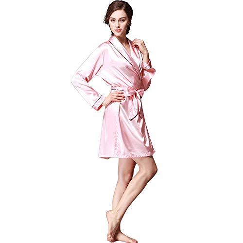 Forall-Ms Bata De Baño Personalizada con TúNica, Bata De Baño Estilo Kimono,...