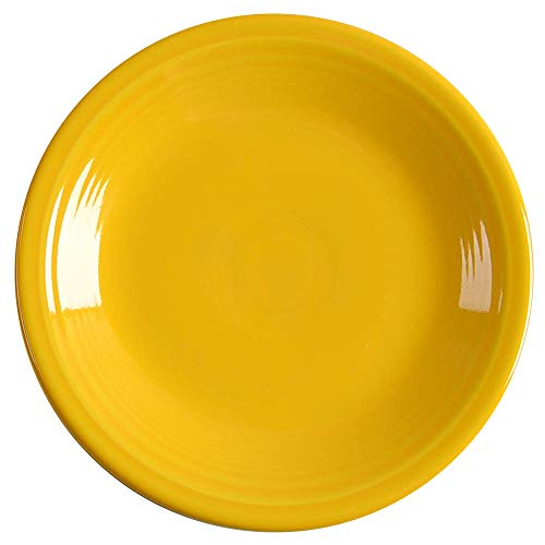Homer Laughlin 464-342 Fiesta 7 1/4' Salad Plate, Daffodil