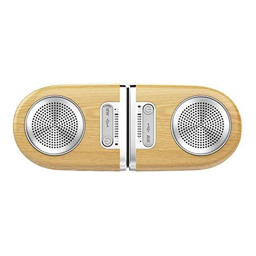 Qiyan 2pcs tragbare wasserdichte Stereo-Sound magnetische drahtlose Mini-Bluetooth-Lautsprecher in tragbaren Lautsprechern