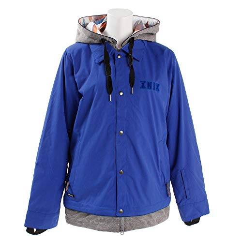 X-niX(エクスニクス) GIRLS COACH JACKET XN582OT53 RB M