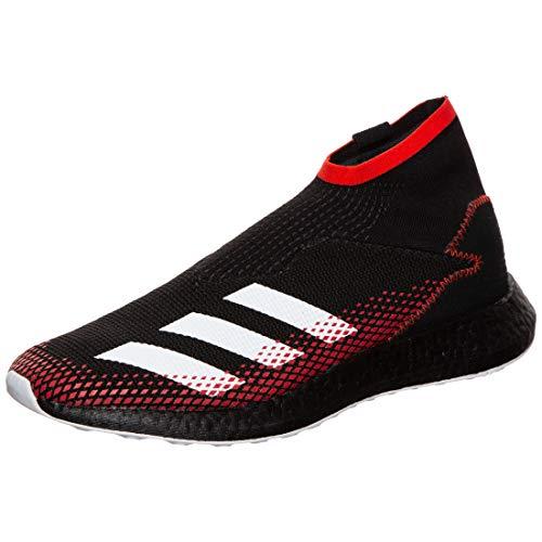 adidas Predator 20.1 TR, Zapatilla, Core Black-White-Active Red, Talla 6.5 UK (40 EU)