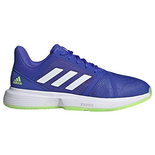 adidas CourtJam Bounce M,  Zapatillas Deportivas Hombre,  TINSON/FTWBLA/VERSEN,  44 EU