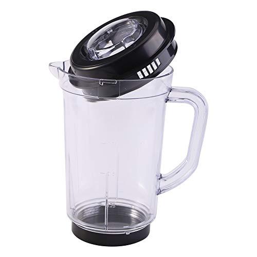 Aeloa mixbeker vervangingssappers mixbeker vervanging plastic 1000 ml watermelk beker houder voor Magic Bullet
