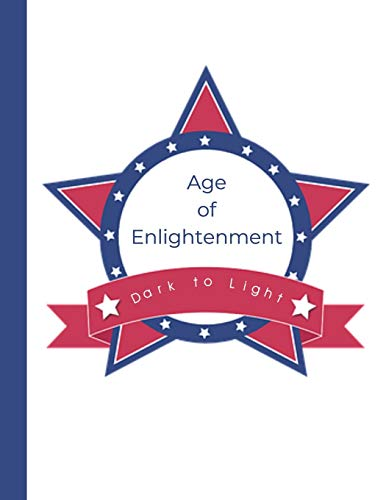 Age of Enlightenment Dark to Light: KAG MAGA 8.5 x 11 Make America Great Again Notebook Journal Planner Diary Doodling Scrapbook Trumpster POTUS paper ... God Bless America (MakeAmericaGreatAgainMAGA)