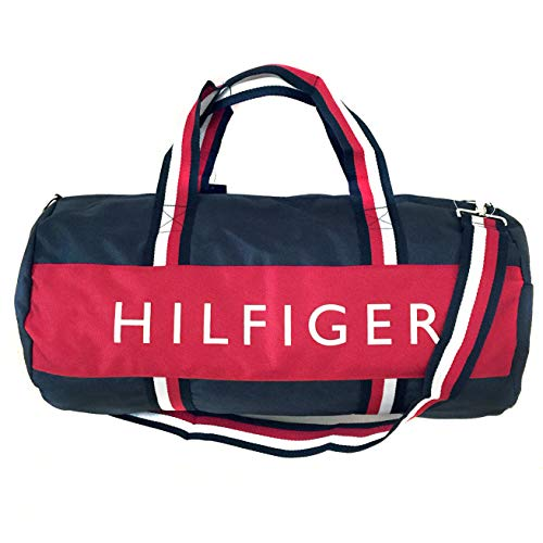 Tommy Hilfiger Bolsa de deporte, large Duffle Bag,, bolsa de viaje, Travel Bag