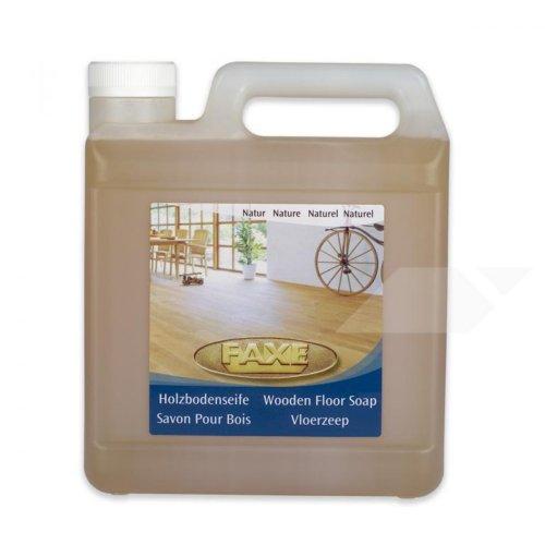 Faxe Holzbodenseife 2,5L natur Fußboden Reiniger Holzboden Holz Kork