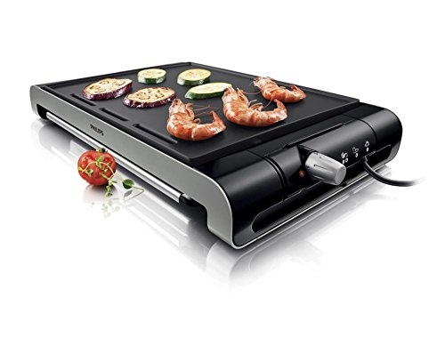 Philips Hd 4418/20 Grill 2300W, Thermostat, metall/schwarz