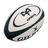 Gilbert Ballon de Rugby des Ospreys Taille M, Midi