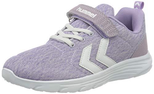 hummel Unisex-Kinder PACE JR Sneaker, Purple,36 EU