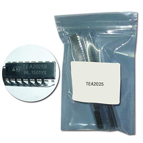 Neuankömmling 10Stück/LosTEA2025 TEA2025B Audio-Leistungsverstärker-ICsDIP-16heißer Verkauf